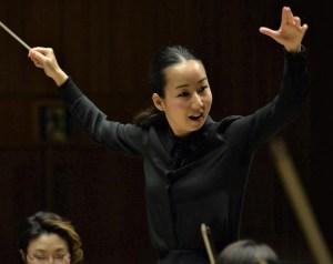 Nodoka Okisawa Japanese conductor