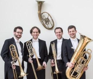 Jenaer Philharmonie low brass players