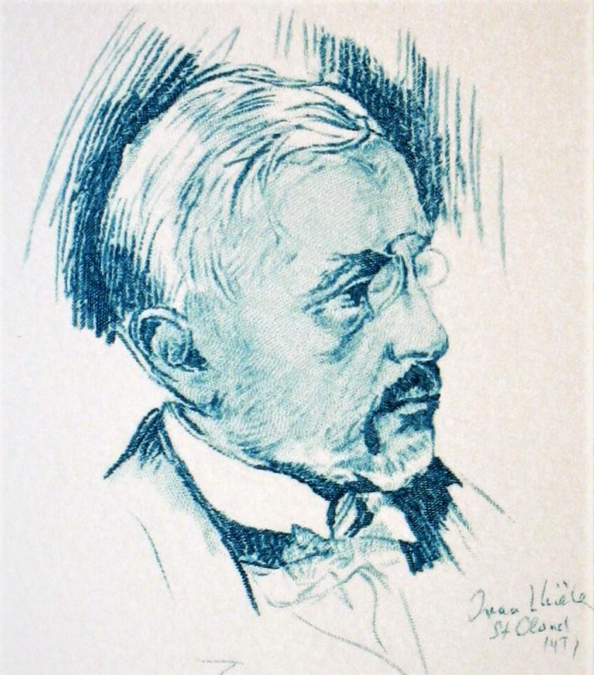 Florent Schmitt French composer portrait