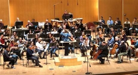 Florent Schmitt Oriane rehearsal BPO March 2020