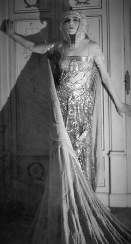 Ida Rubinstein 1920s photo