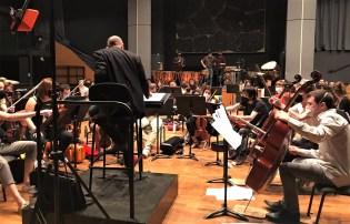 Florent Schmitt Branle de sortie Matmati Paris Conservatoire Orchestra June 2021