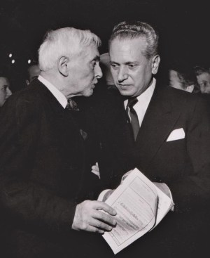 Florent Schmitt Georges Tzipine 1953