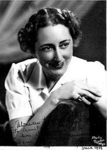 Lelia Gousseau French pianist