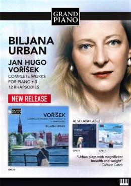 Vorisek Piano Music Urban