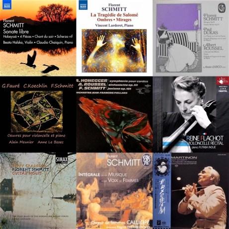 Florent Schmitt recordings