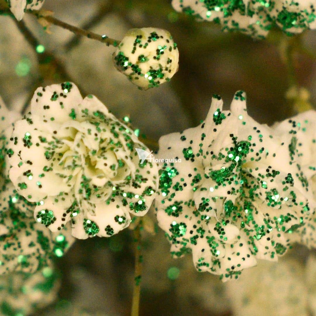 Gypsophila Glittered Green by Florequisa Flower Growers