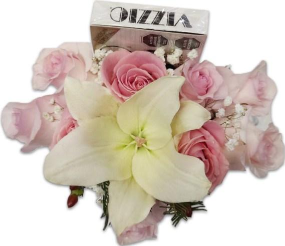 Caja Lola Floral