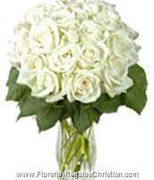 Florero de Rosas (color al gusto) - F2