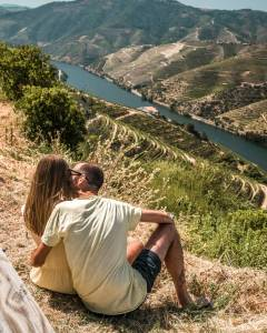 Best views of Douro Valley Portugal