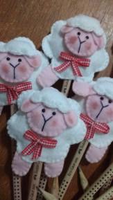 carneiros em feltro 2