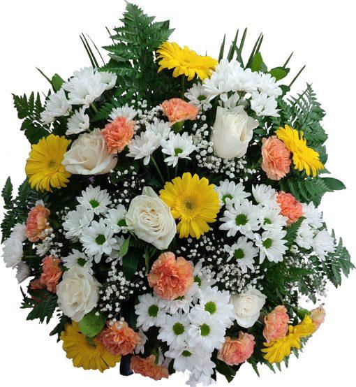 centro de flores barato