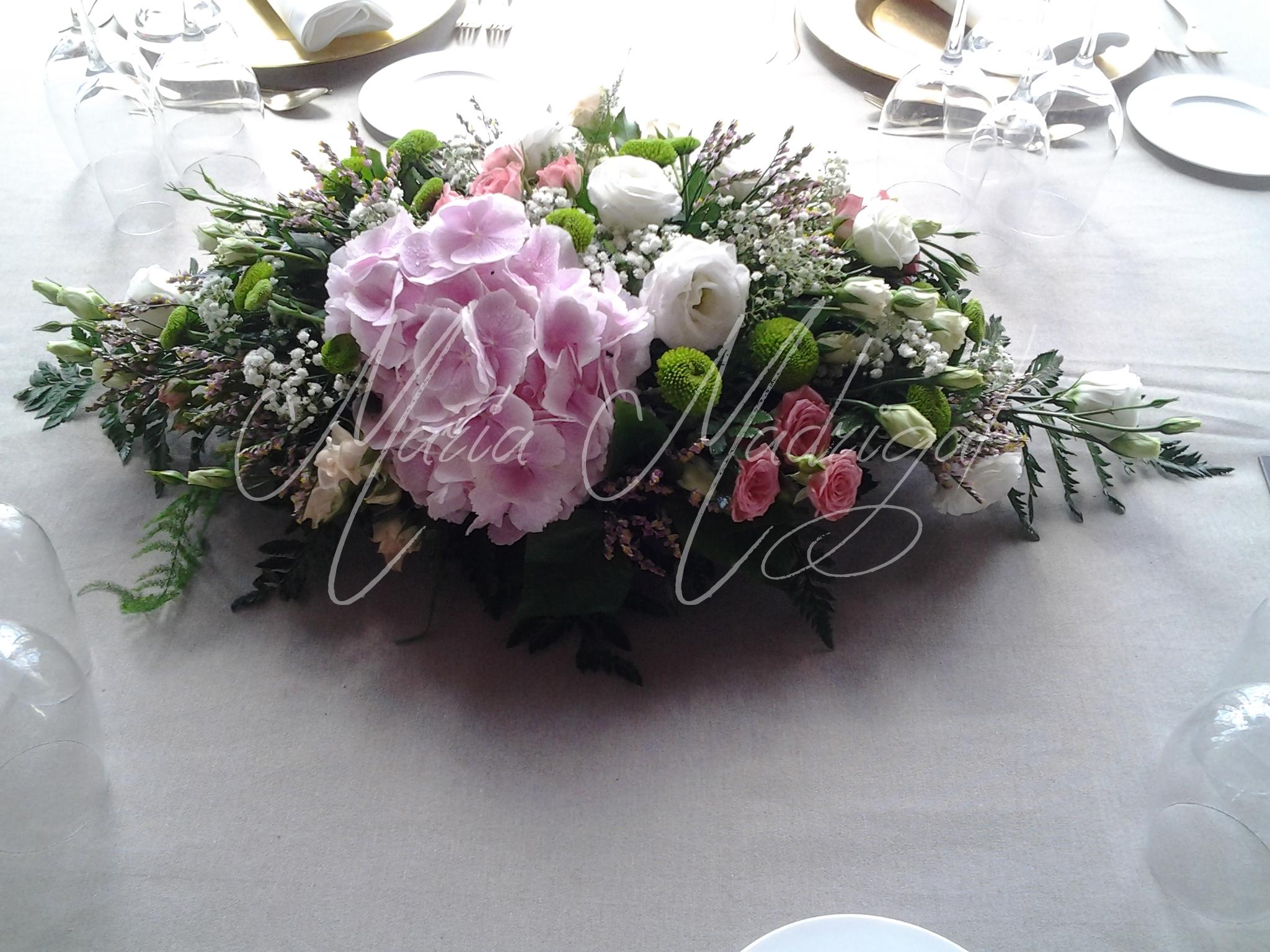 centros florales  Flores Para Novia