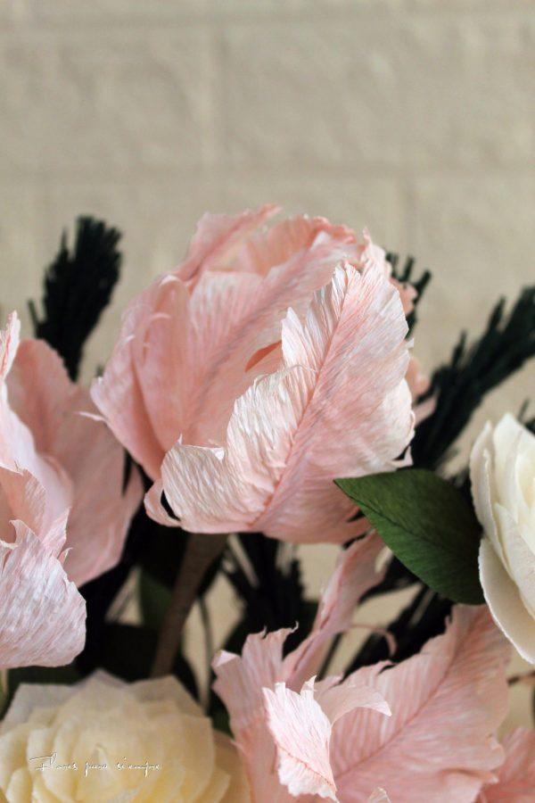 tulipán loro