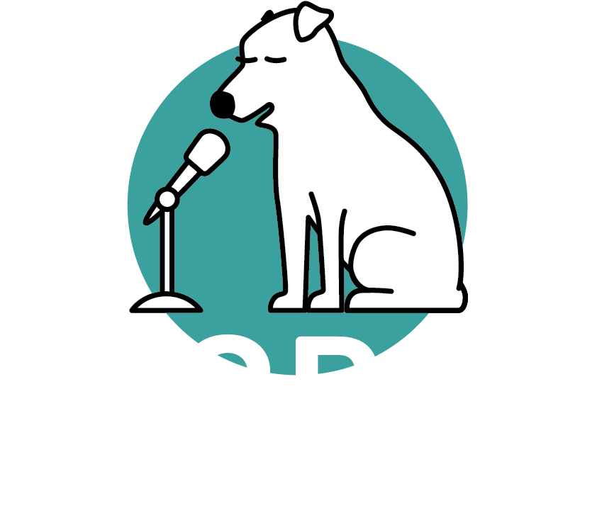 Flores Podcasting Logo