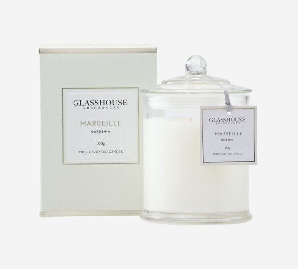 Candles Marseille – Glasshouse Candle