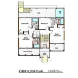 Loft-12-117-Chesapeakes Retreat/Modified / Vacation Rental Home/Built By: Saga Construction--http://www.homesbysaga.com/