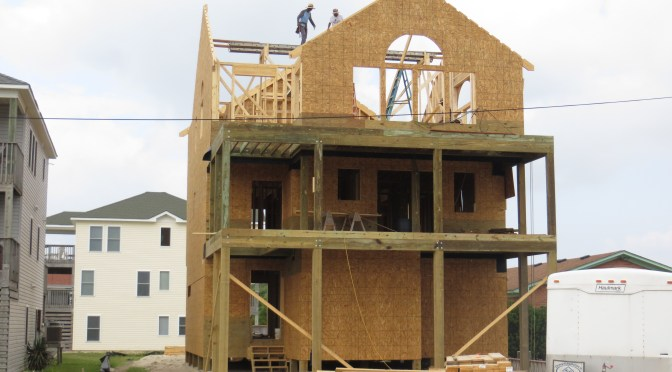 The Cape Hatteras II Underway Being Built By : Davenport Builders