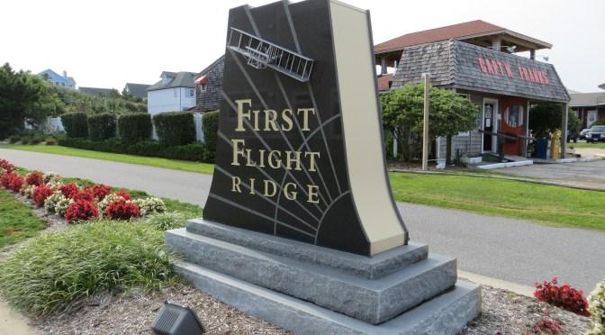 First Flight Ridge