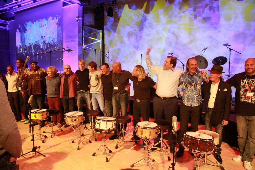 Fit for Drums Drums 'n' Percussion Paderborn 2015