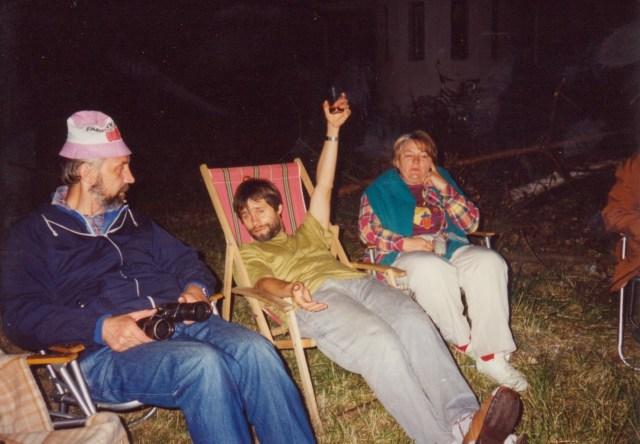 1994-lipiec - otwarcie chatki