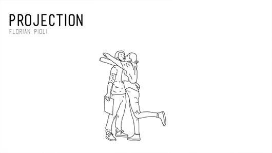 Court métrage d'animation - projection : Réalisation florian Pioli