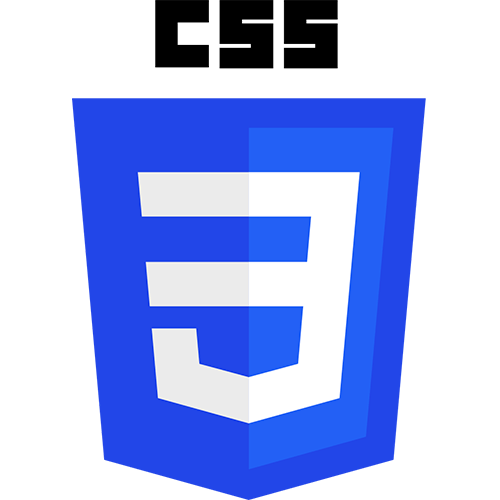 Logo du langage de programmation web CSS