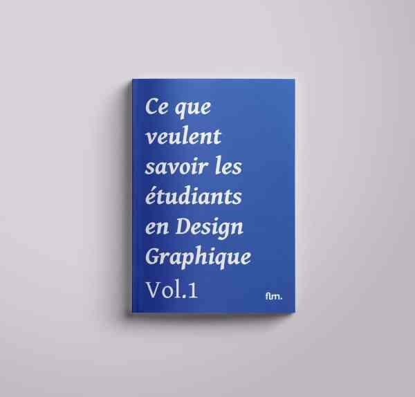 Ce que veulent savoir les étudiants en Design Graphique