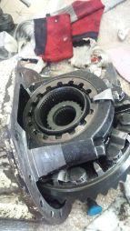 Rear locking Diff