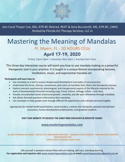 Mandala Continuing Education