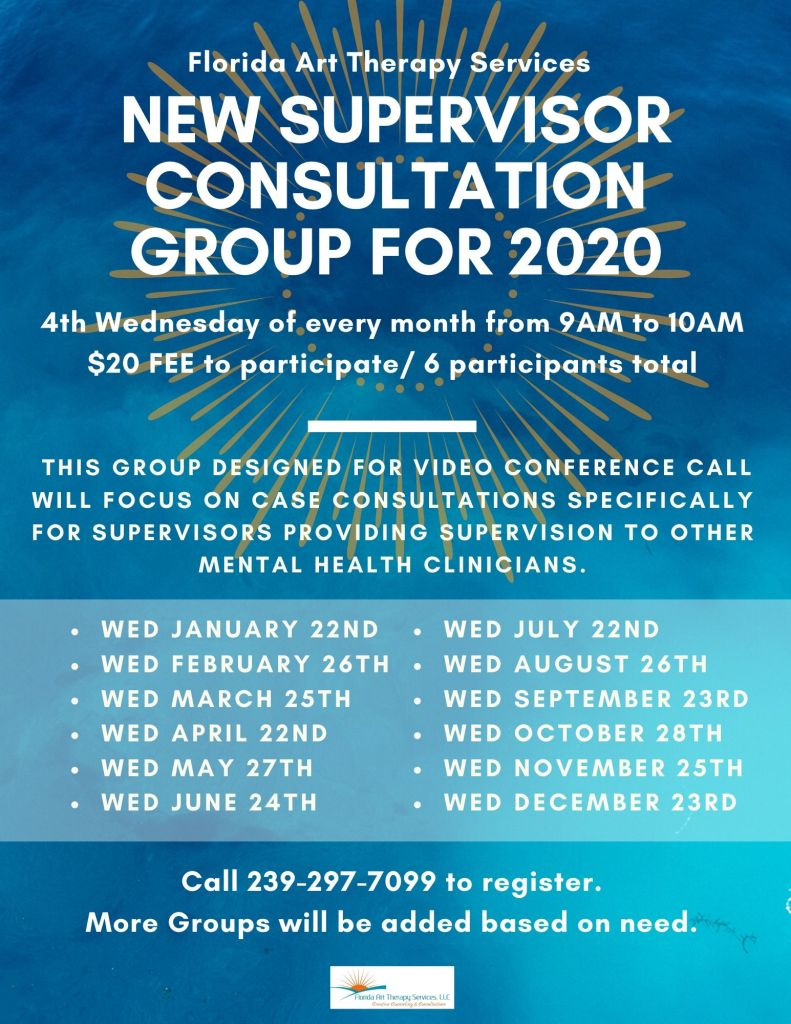 Supervisor Consultation Group