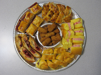 Pricing  Specials Platters Birthday Specials Wedding Cakes  Florida Bakery  West Tampa