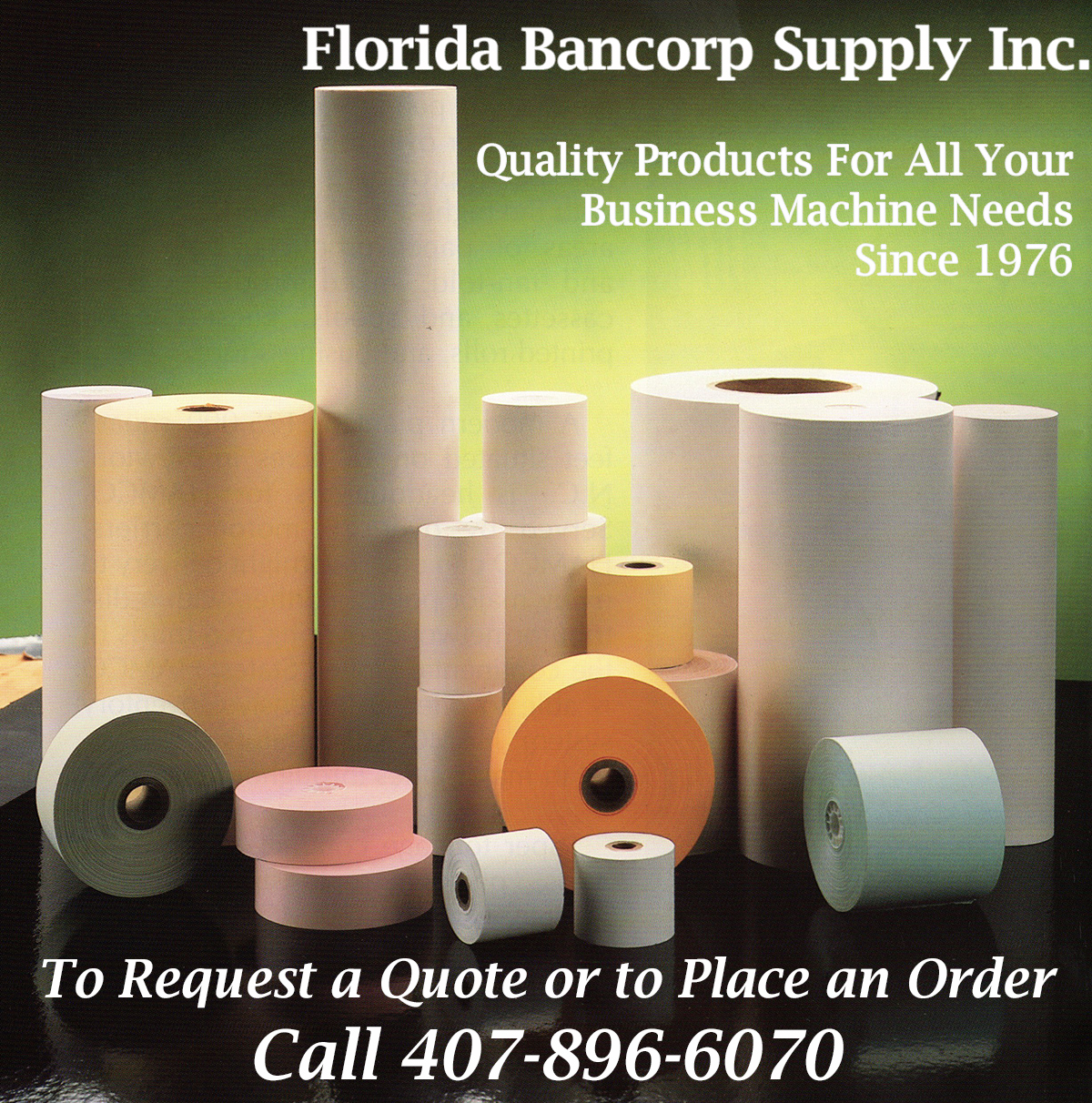 paper roll business supplier