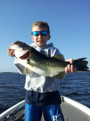 Fishing in Disney World is not like the Orlando fishing