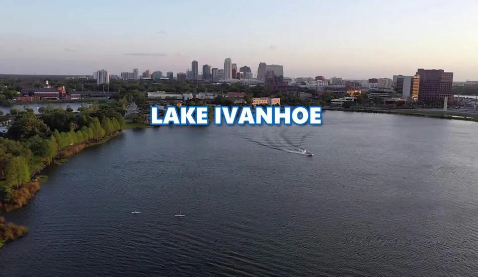 Lake Ivanhoe Orlando FL