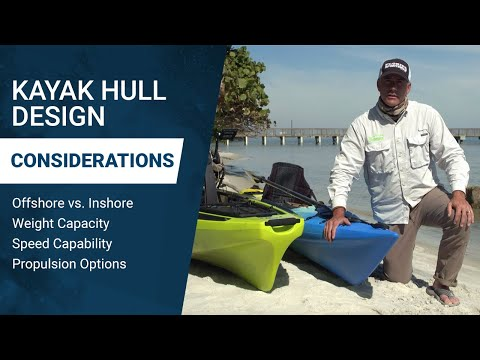 Understanding Kayak Hull Design and Deciding What is Best for You | Florida Sportsman