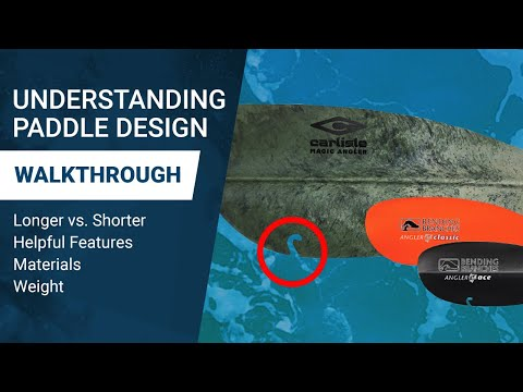 How to Choose a Kayak Paddle: Features, Anatomy & Construction Considerations