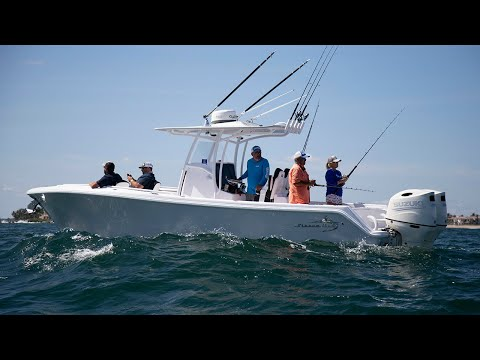 Streamline 26 TE Review - 100% Fully Customizable 26 Foot Center Console | Florida Sportsman