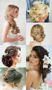 gorgeous wedding day hairstyles