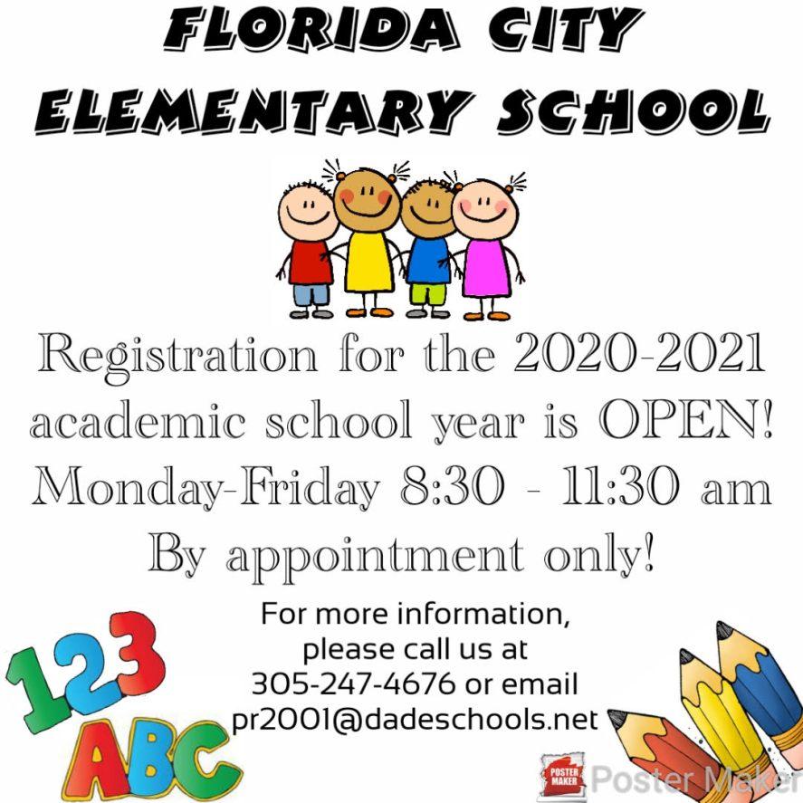 registration flyer