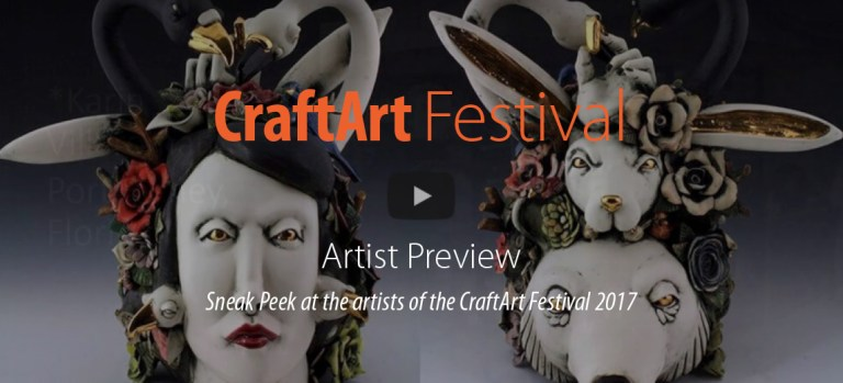 CraftArt 2107 artist sneak peek