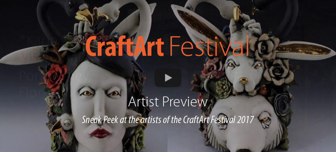 CraftArt 2107 artist sneak peek