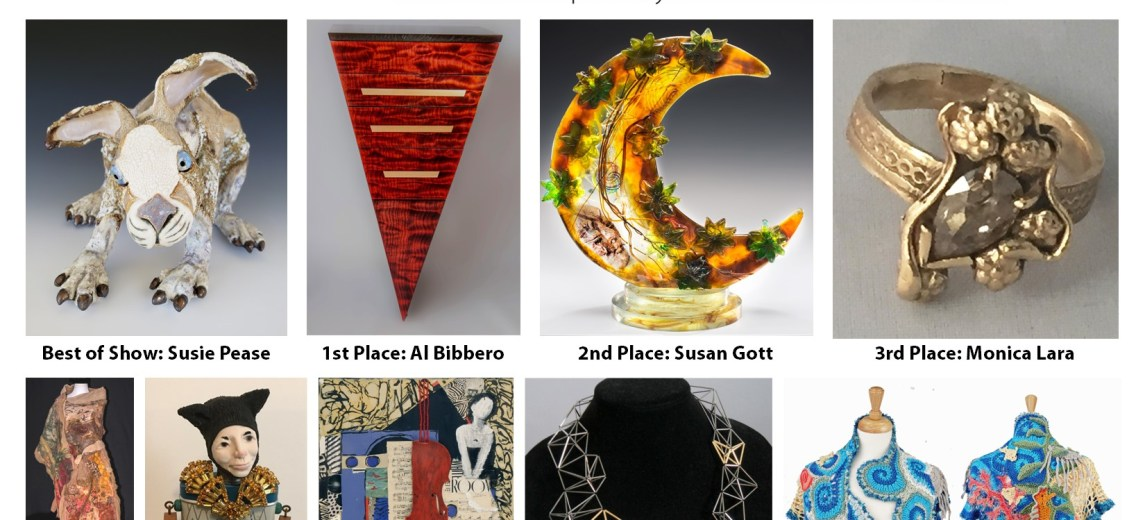 Florida CraftArt Members' Show 2020 – VIRTUAL EXHIBIT