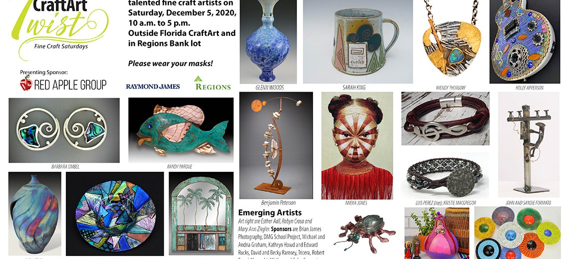 CraftArt Festival re-envisioned as CraftArt with a Twist