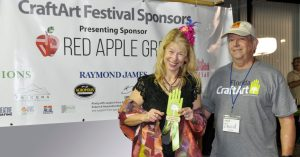 Best of Show Leeann Kroetsch with David Ramsey Raymond James-1
