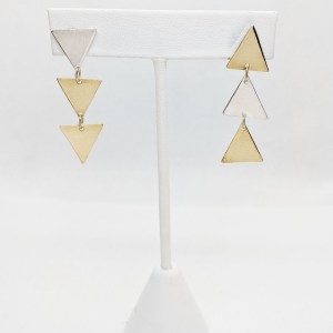 Megan Hart Blanche Earrings