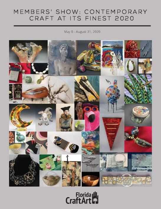 Members Show 2020 Book Cover