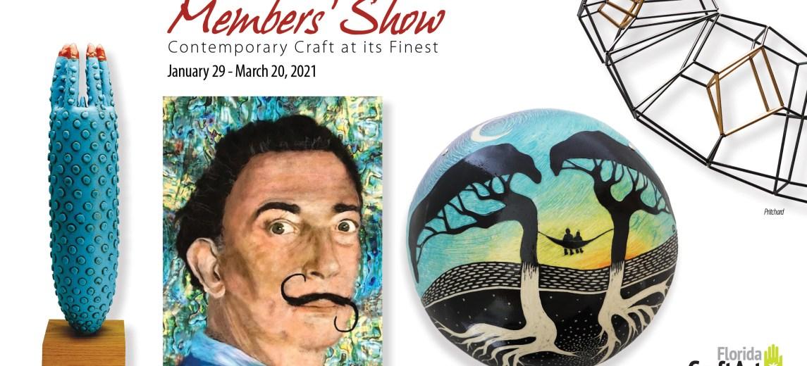 Florida CraftArt Members' Show 2021