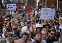 Advocates Marched in Global Show of Support for Science