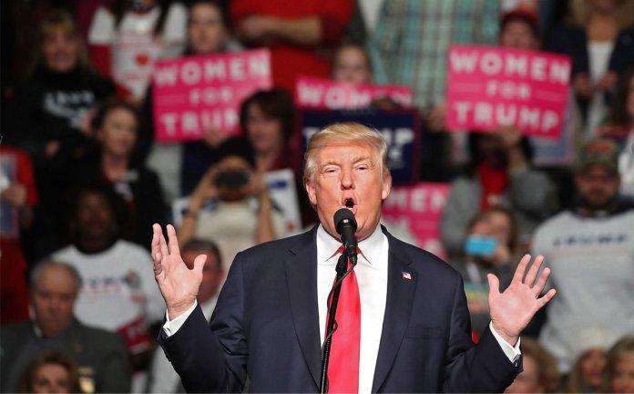 'Drain the Swamp' More a Trump Slogan than a Practice